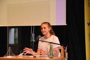 Lyrik-Preis Lesung