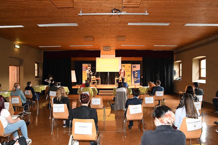 Lyrik-Preis Saal