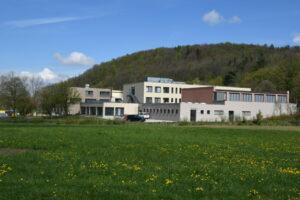 Pyhra Schulgebäude mit neuem Internat-21